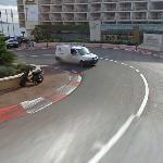The Loews curve of Monaco (StreetView)