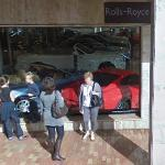 Ferrari, Bentlys and Rolls Royces (StreetView)