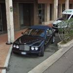 Bentley Arnage (StreetView)