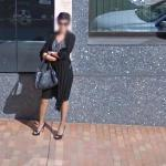 Model in Monaco (StreetView)