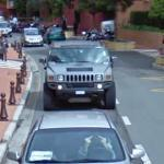Hummer H3 (StreetView)
