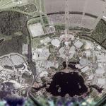 Disney World - Epcot Center (Google Maps)