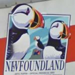 U-Haul - Newfoundland (Trailer) - Atlantic Puffin