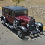 Modified Ford Model A Sedan