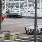 Boxes of F1 Grand Prix of Monaco (StreetView)
