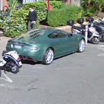 Aston Martin DBS (racing green) (StreetView)