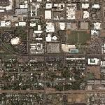 ASU Campus (Google Maps)