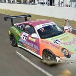 Jacky Yeung's GT3 Porsche