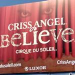 "Criss Angel ""Believe"""