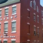 Oldest Rowhouse in NYC (StreetView)