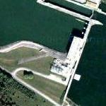 Melton Hill Dam (Google Maps)