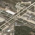 Minneapolis-St. Paul International Airport (MSP) (Google Maps)