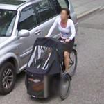 Cargo tricycle (StreetView)