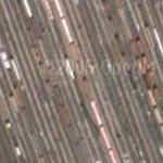 Budapest rail yards (Google Maps)