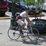 Bicycling (StreetView)