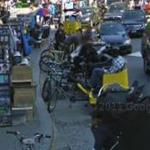 Pedal Rickshaws