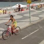 Bike & vendor's trike (StreetView)