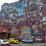 Large mural