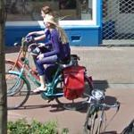 Bicyclists (StreetView)