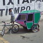 Cycle rickshaw (StreetView)