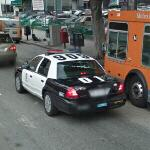 LAPD Crown Victoria (StreetView)