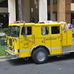 Honolulu Fire Department - Ladder 7 Tiller Truck (StreetView)