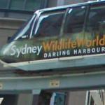 Sydney Monorail (StreetView)