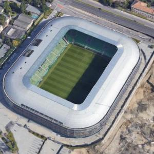 Groupama Arena (Google Maps)