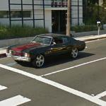 Muscle car (type?) (StreetView)