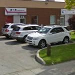BMW X5, Audi Q7 and Mercedes-Benz M-Class (StreetView)