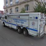 U.S. Capitol Police Truck