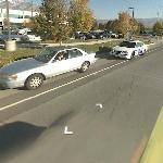 Salt Lake City Police in action (StreetView)