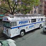 NYPD Bus (StreetView)