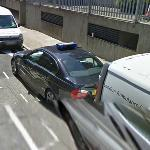 London Police BMW