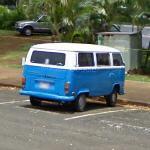 Volkswagen Type 2 (T2) van (StreetView)