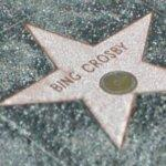 Bing Crosby's Hollywood Walk of Fame Star (StreetView)