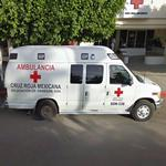 Cruz Roja Mexicana Ambulance (StreetView)