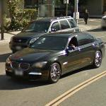 BMW 760LI M-packet (2009-present) (StreetView)
