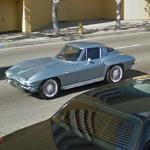 Corvette Stingray (StreetView)