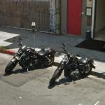 Motorcycles (StreetView)
