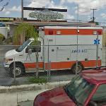 Miami Ambulance van