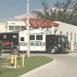 Hilaleah Police truck