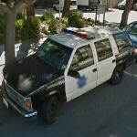 SFPD Chevy Tahoe