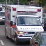 Calgary Ambulance (StreetView)