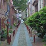 Elfreth's Alley (StreetView)