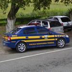 Brazilian Federal Highway Police (Polícia Rodoviária Federal)
