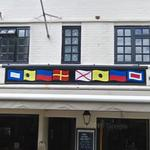 International maritime signal flags (Pier View)