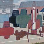 Anchor and buoys (StreetView)