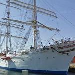 Statsraad Lehmkuhl tall ship
