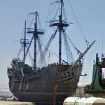 The 'Black Pearl' (StreetView)